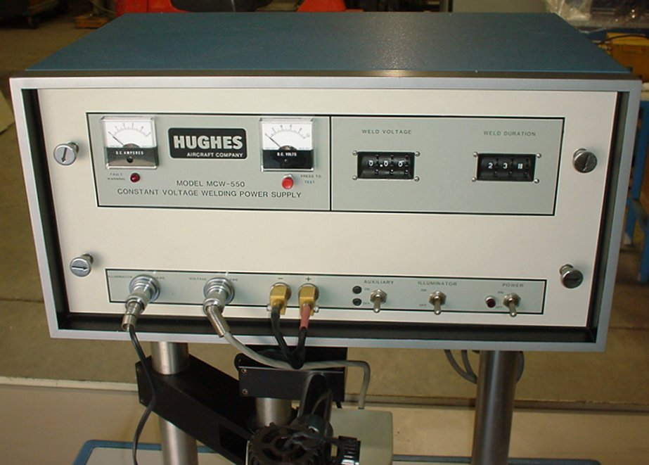 Hughes  HRW-550 Welder Power Supply