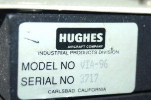 14619-03-HUGHES-VTA96-Weld-Head