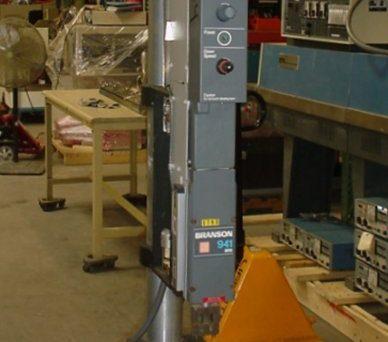 13285- BRANSON 941 AES Ultrasonic Welder