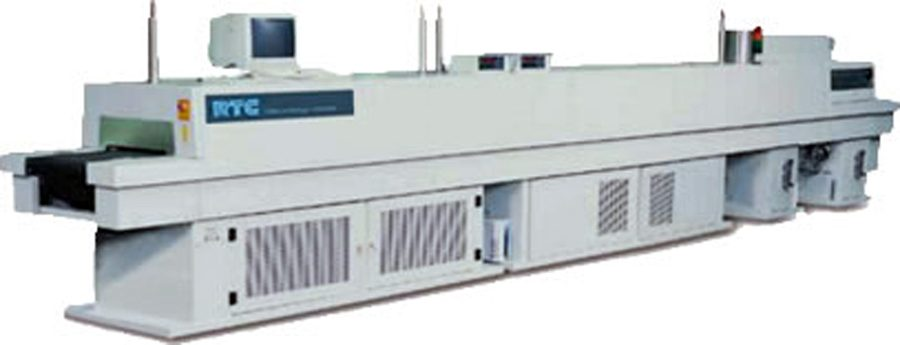AG-Series-INFRARED MULTI-STAGE FURNACE