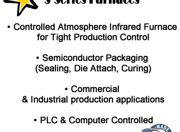 S-Series Furnaces - IR SEALING FURNACE