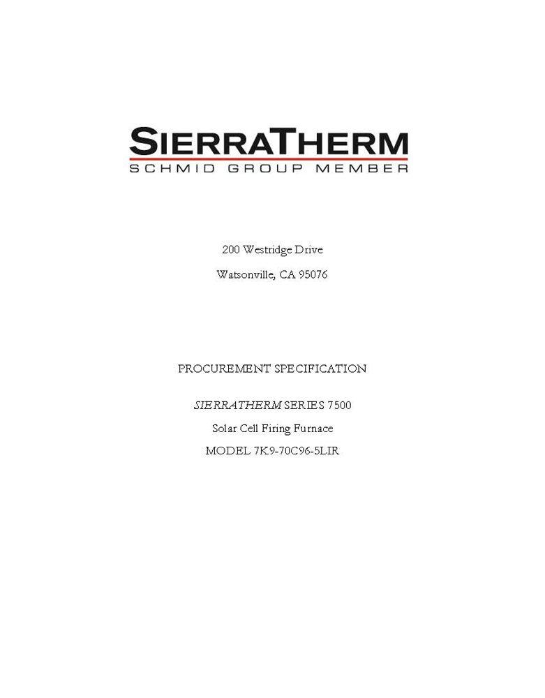 SIERRATHERM-7k9-70C96-5LIR 05