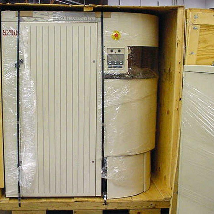 12134-ESI 9200 HT + Laser Memory Repair System