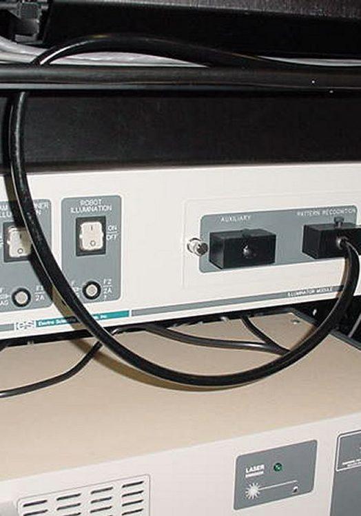 ESI 9200 HT Laser Memory Repair System