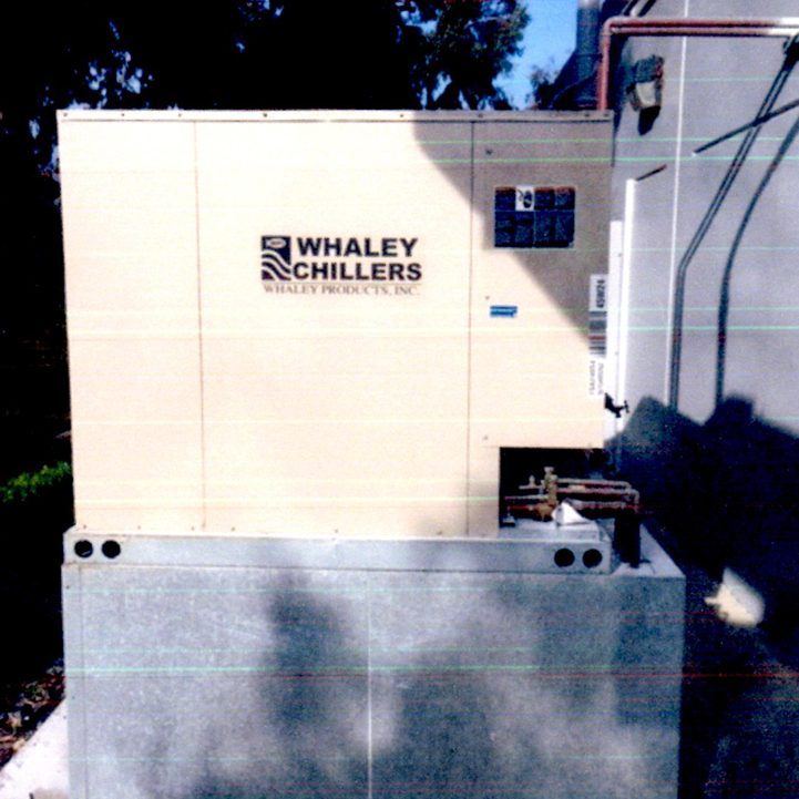 Whaley Products Refrigerant Water Cooling Tower