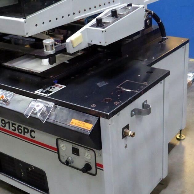 ami presco, hmi-9156 screen printer