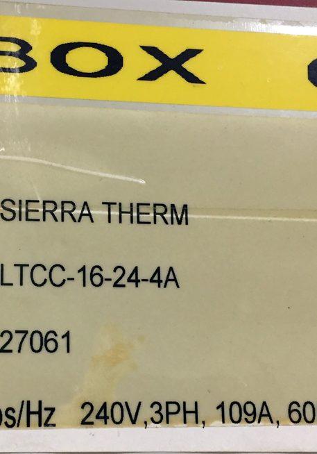 SIERRATHERM-LTCC-BATCH-Furnace
