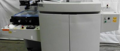 mpm-spm, large bed, screen printer