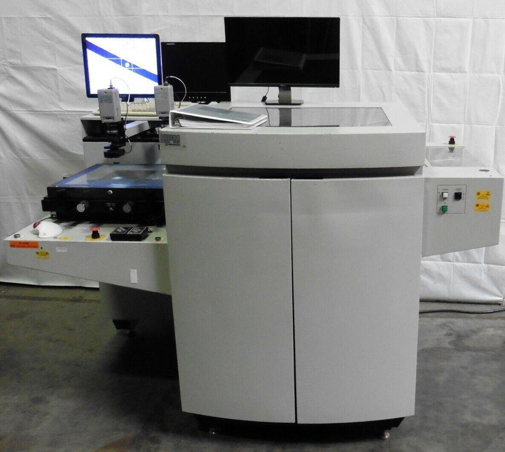 MPM SPM Screen Printer