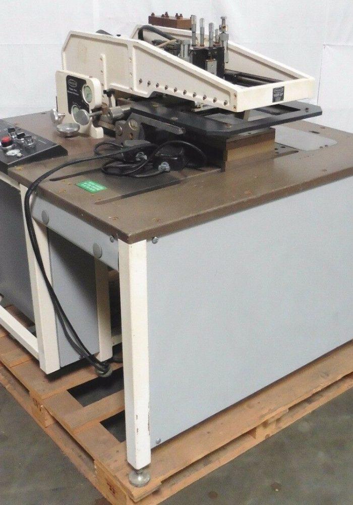 AMI PRESCO MSP 885 Thick Film Screen Printer