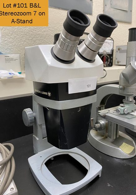 MICROSCOPES FOR SALE