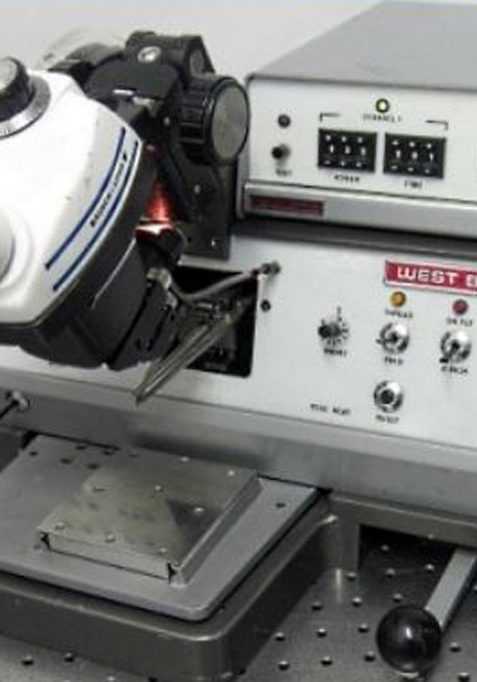 West-Bond 4500 Programmable Semi-Automatic Ultrasonic Wedge Wire Bonder