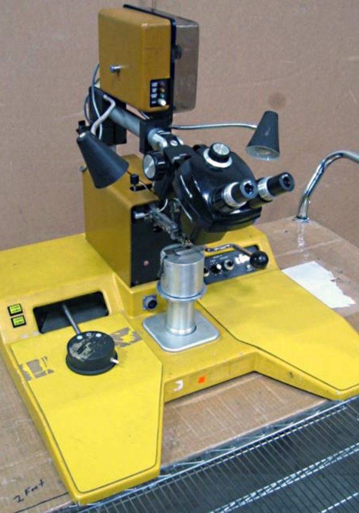 orthodyne 20 ultrasonic heavy wire bonder