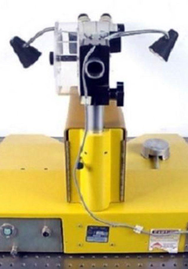 orthodyne 20R ultrasonic ribbon wire bonder