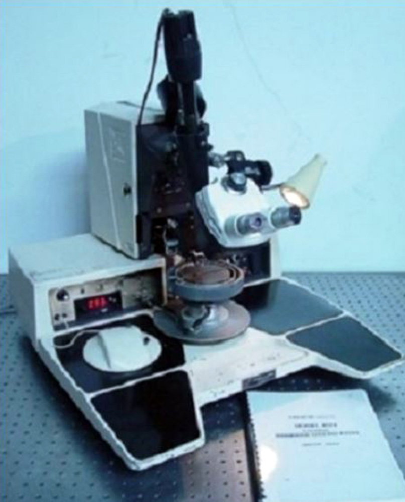 KNS 4124 Thermosonic Gold Ball Wire Bonder – REFURBISHED