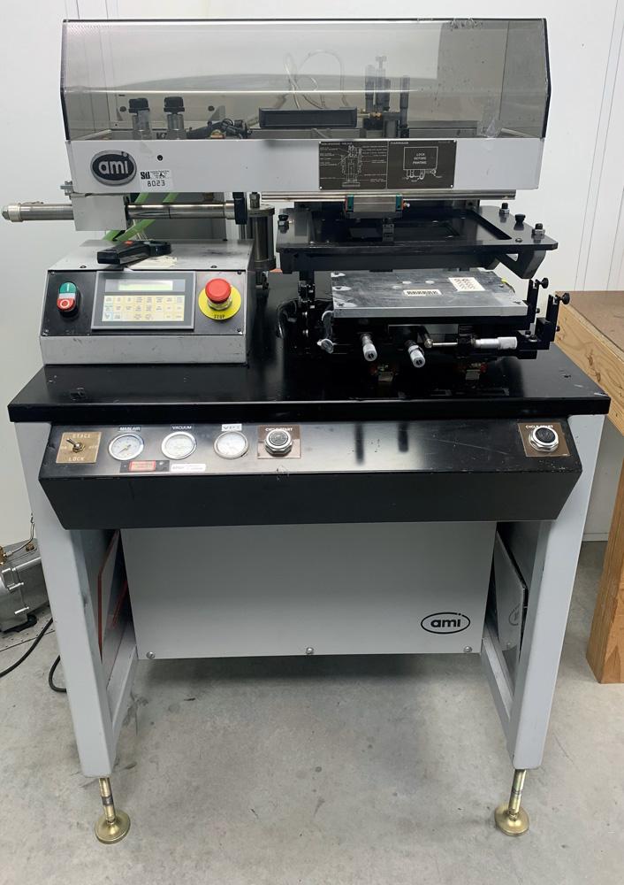 AMI – Screen Printers