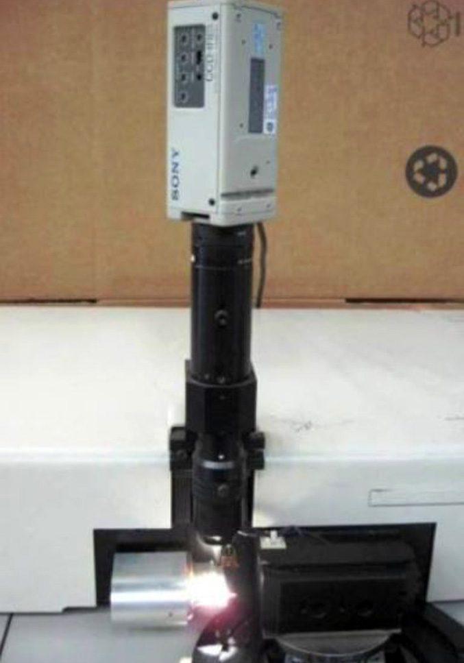 Dynatex DX-III Wafer Scriber Breaker