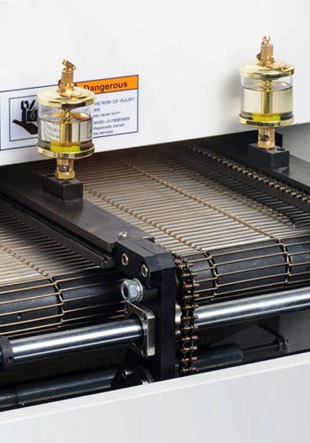 SMT Lead Free Reflow Oven – M8