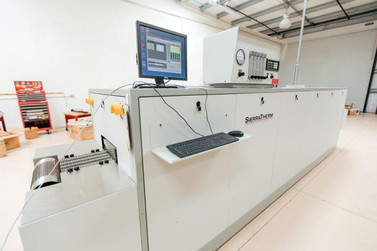 SierraTherm 7K9-70C96-5LIR Solar Cell Processing Furnace